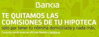 Opiniones sobre Hipoteca Bankia ¿Realmente Conviene?